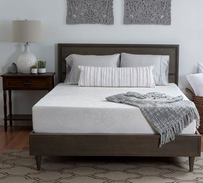 "9"" Medium Memory Foam Mattress"